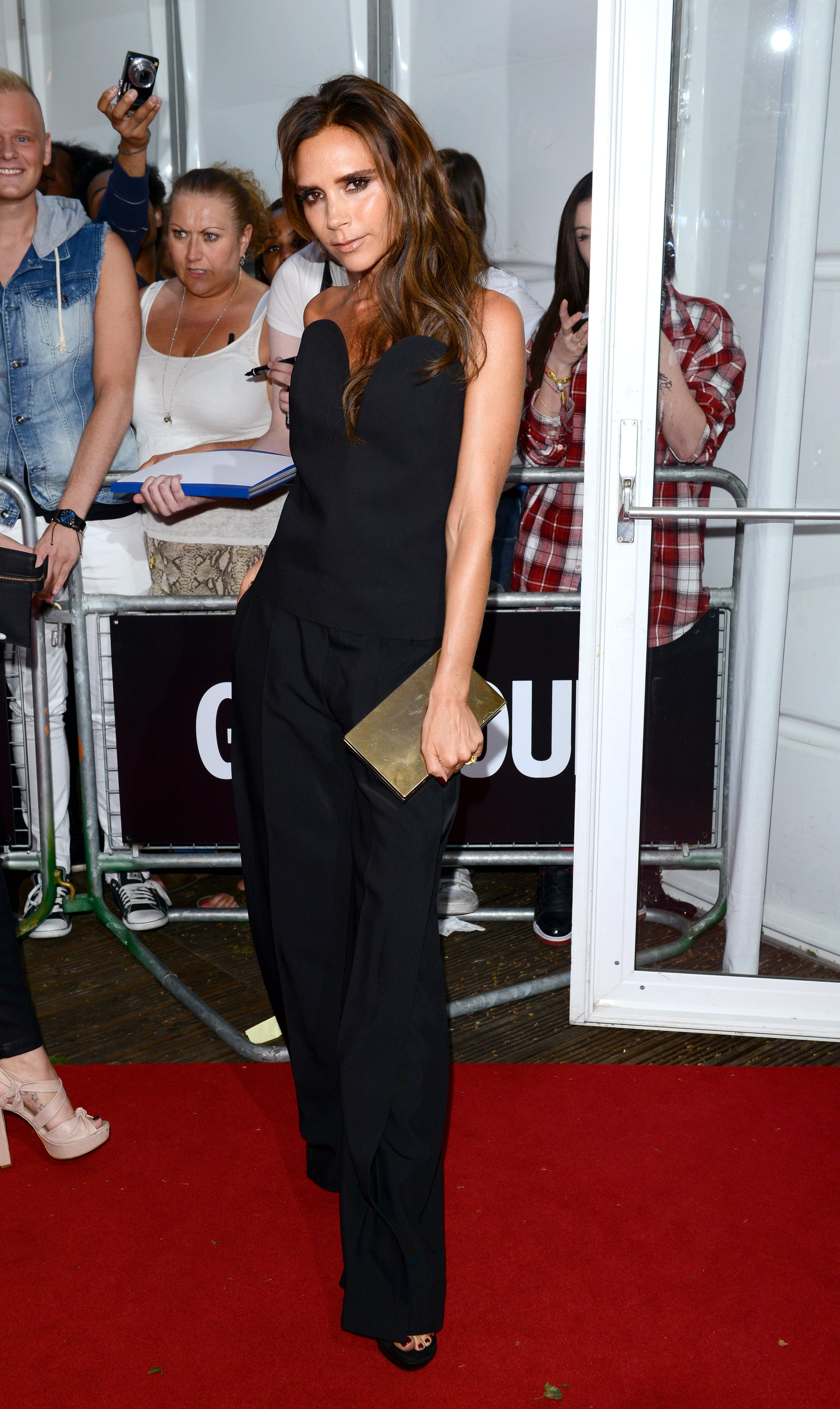 Victoria Beckham at the 2013 Glamour Women of the Year awards.