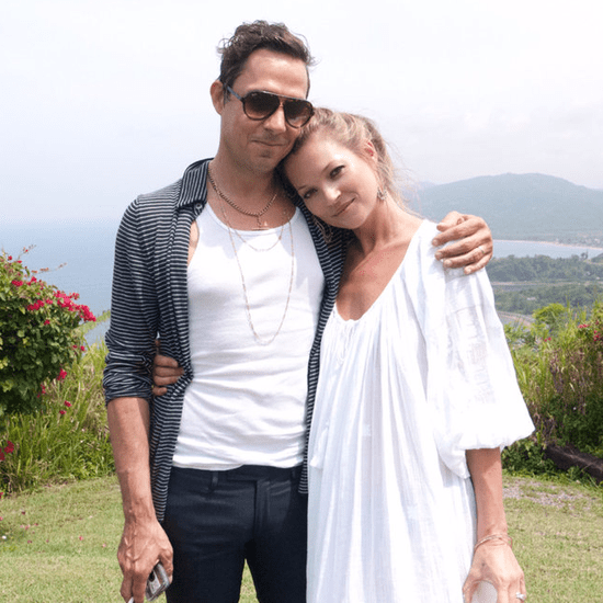 Kate Moss and Jamie Hince Cute Couple Moments