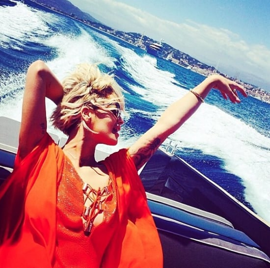 Celebrity Holiday Fashion Instagram Picture Inspiration