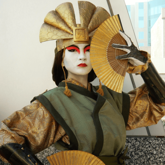 Most Popular Cosplays of 2015
