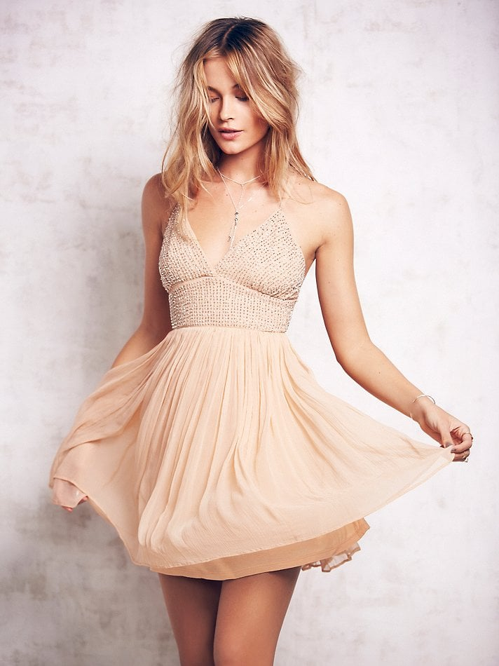 Nude and Blush Gowns - Shop Now | Nudevotion