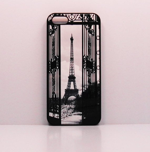 How pretty is this Eiffel Tower iPhone case ($22)?