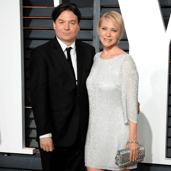 Mike Myers Welcomes Third Child