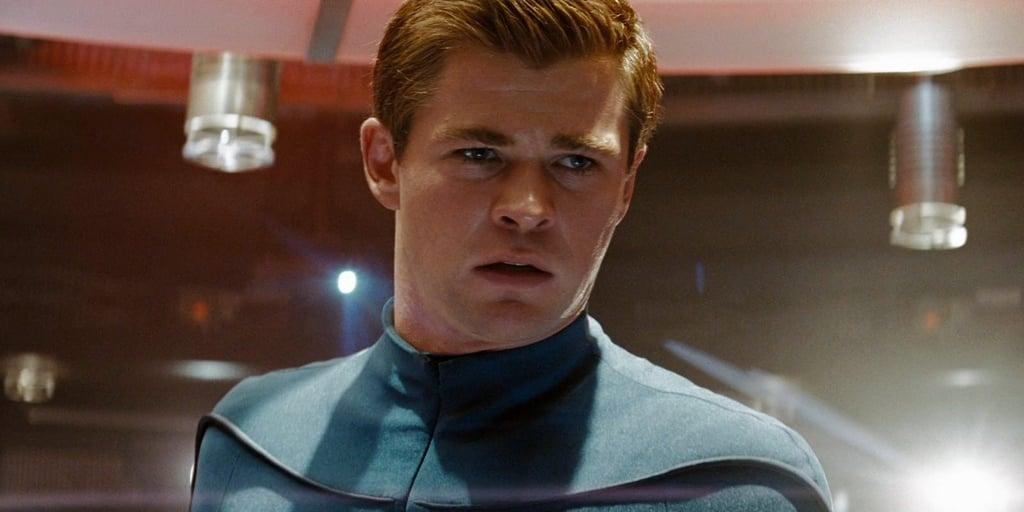 Chris Hemsworth, Star Trek