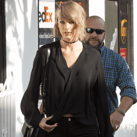 Taylor Swift Just Stepped Out in the Last Thing We'd Ever Expect to See Her Wearing