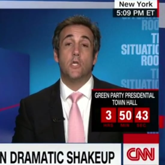 "Trump Adviser Michael Cohen Asks, ""Says Who?"" on CNN"