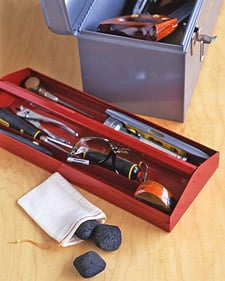 Casa Quickie: A Rust-Free Toolbox
