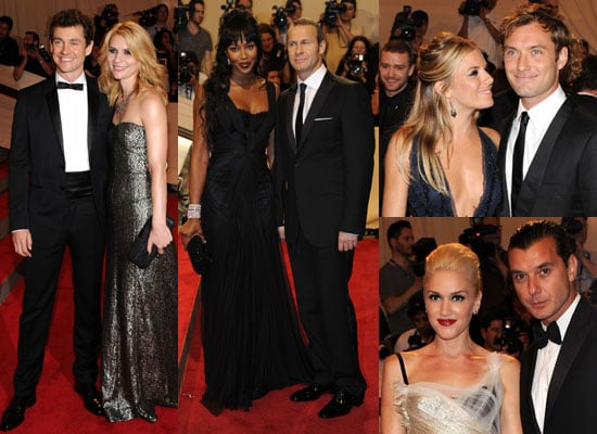 Photos of Couples at Costume Institute Gala Including Sienna Miller, Jude Law, Gavin Rossdale, Gwen Stefani