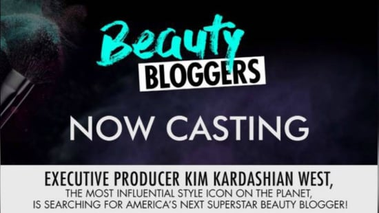 Kim Kardashian's New Beauty Blogger Show Could Include You