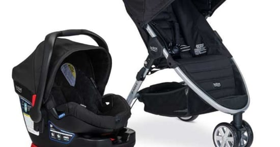 Britax Issues Recalls For Strollers And Infant Car Seats