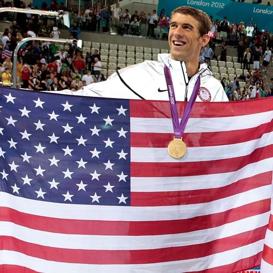 Michael Phelps Breaking the Olympic Medal Record | Video