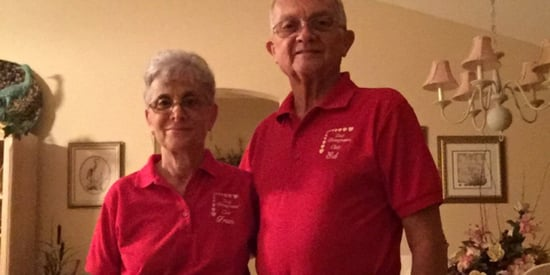 Grandparents Have Dressed Alike For 52 Years -- And Twitter Loves It
