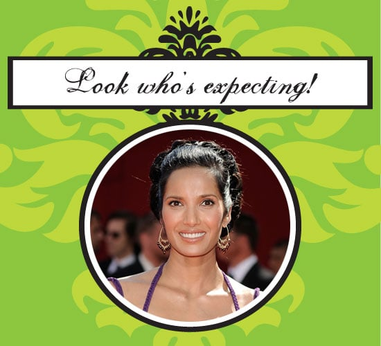 Padma Lakshmi Expecting Her First Baby
