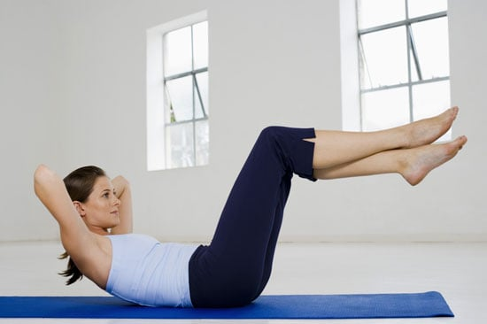 Full Body Exercises Work the Abdominals