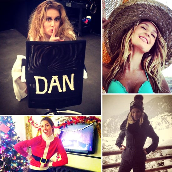 Celebrity Social Media Pictures | Dec. 20, 2012
