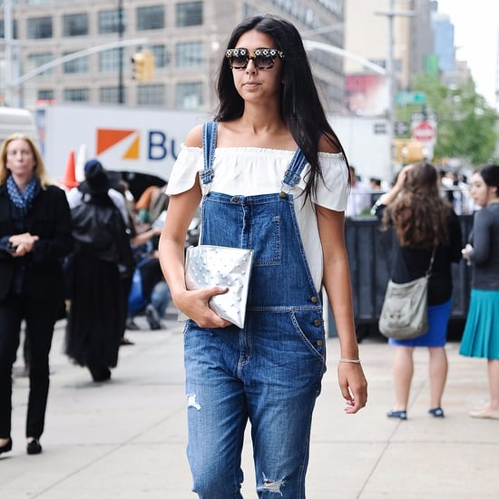 Inspiration For How to Wear Dungarees