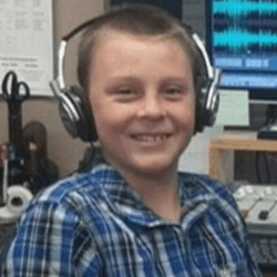 Boy Raises Relief Funds For Tornado Victims