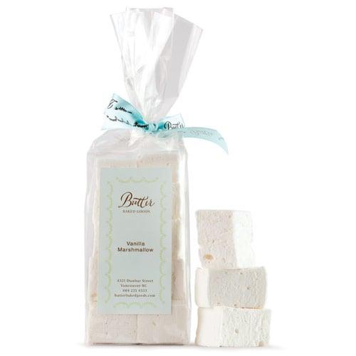 Butter Handmade Vanilla Marshmallows