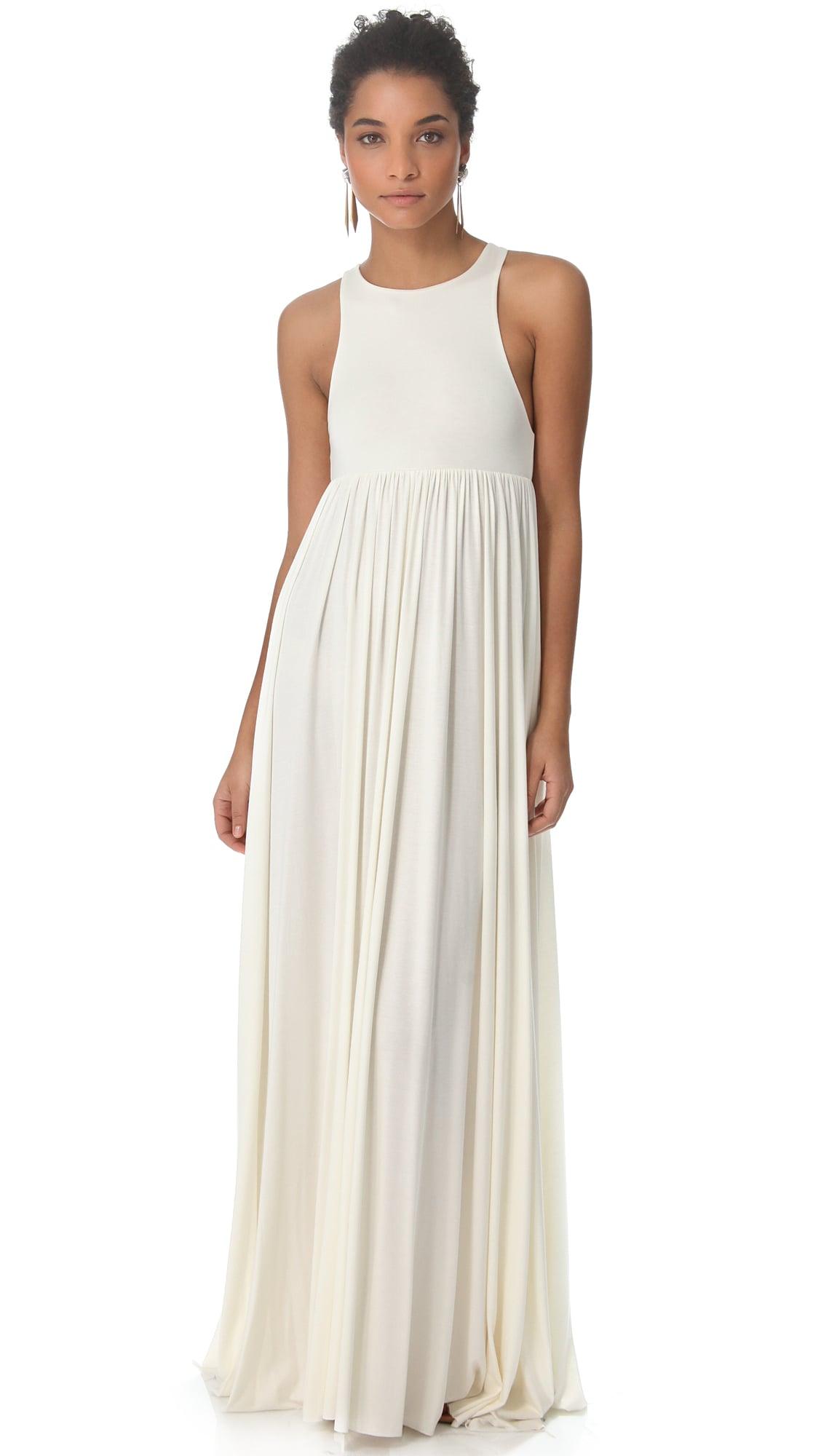 Rachel Pally White Maxi Dress