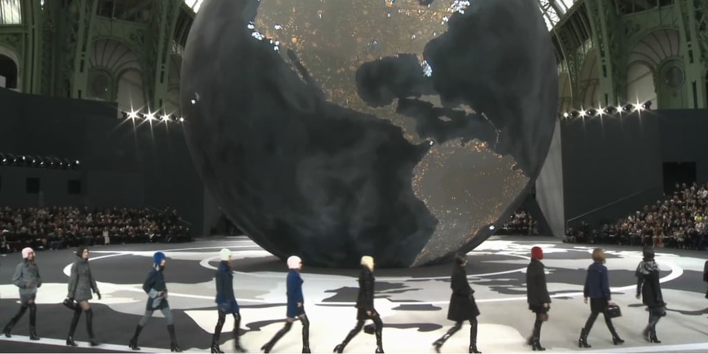 Chanel Runs the World For Fall 2013