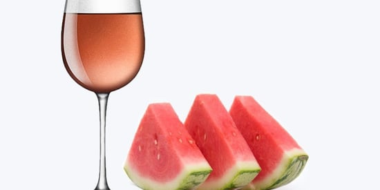 Watermelon And Rosé Live Harmoniously As One In This Frozé Recipe