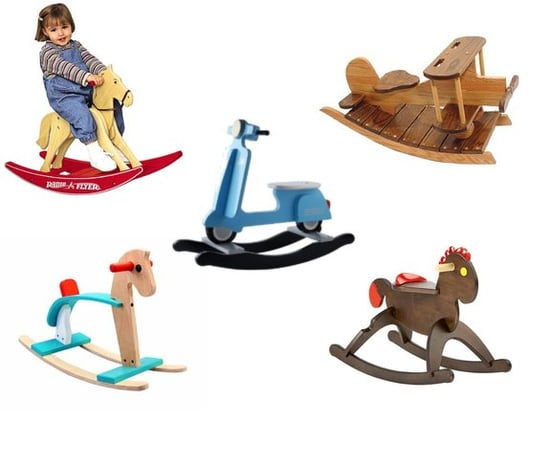 Rocking Horses, Planes, and Bikes For Babies