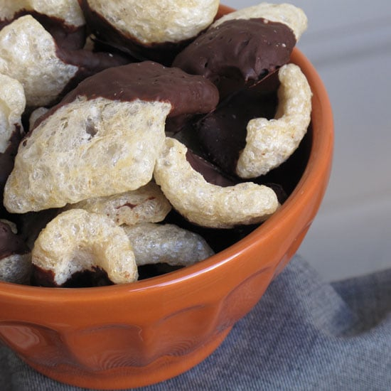 Chocolate-Covered Chicharrones