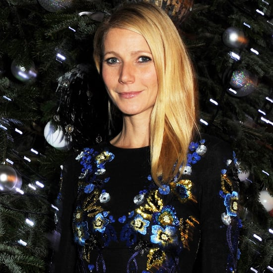 Gwyneth Paltrow Kids Company Christmas Dinner | Pictures