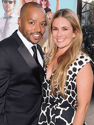 Donald Faison and CaCee Cobb Are Having a ...