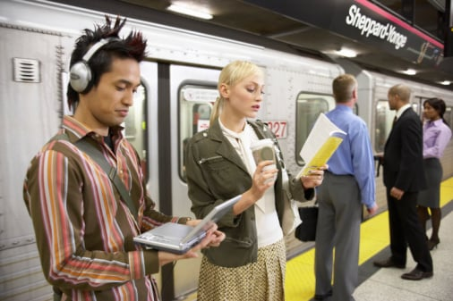 WiFi Being Tested on San Francisco's BART