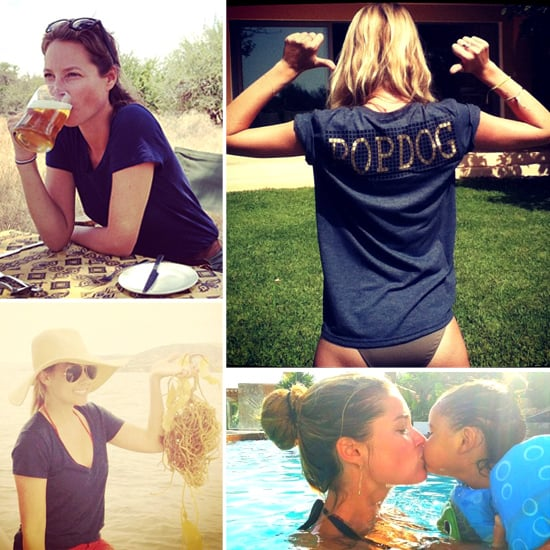 Pictures of Celebrities on Social Media | Aug 30, 2012
