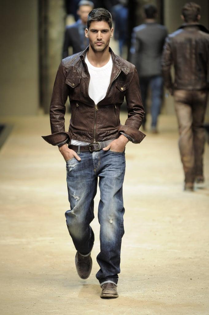 Milan: D&G Men's Spring 2010
