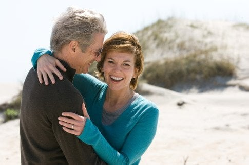 Movie Preview: Richard Gere and Diane Lane in Nights in Rodanthe