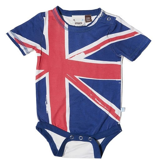 Fore!! Axel & Hudson Union Jack Onesie ($30)