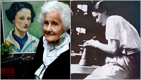 Happy 103rd Birthday Eva Zeisel!