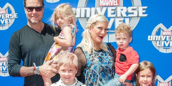 What Tori Spelling's Kids Know About Fame