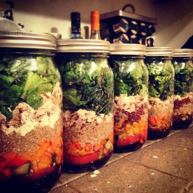Fiber-Full Salad