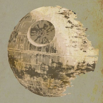 The Cost of Building a Real Death Star