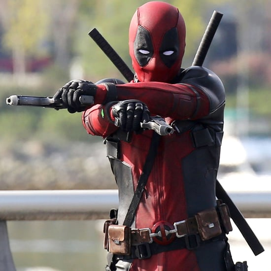 Deadpool Set Pictures With Ryan Reynolds