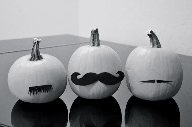 'Stached Pumpkins
