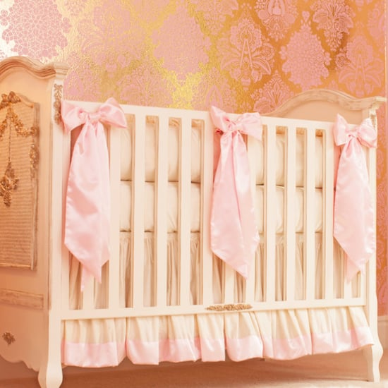 Pink Nurseries and Baby's Rooms
