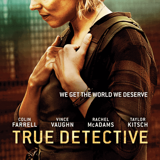 True Detective Season 2 Posters
