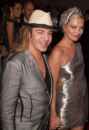Kate Moss Confirmed To Wear John Galliano Wedding Dress