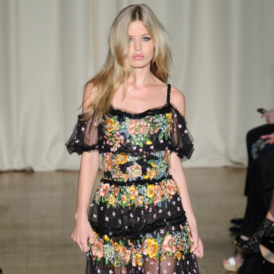 Prepare to Fall in Love With Marchesa's Spring 2015 Bohemian Bouquet