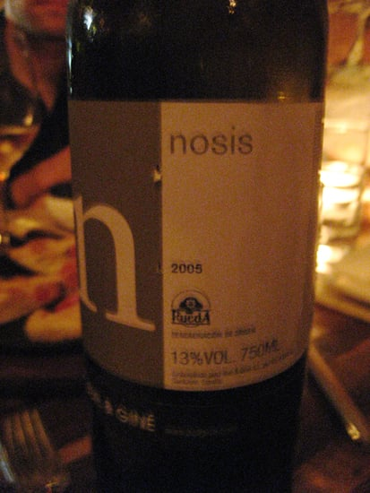 Happy Hour: Buil & Gine Verdejo Nosis Rueda
