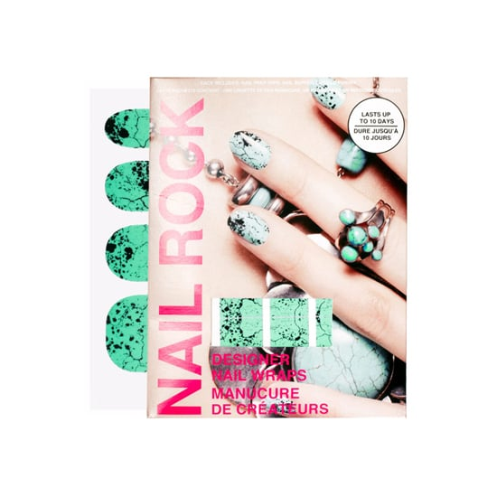 Funky brides-to-be will go nuts over Nail Rock Designer Nail Wraps ($11). With so many patterns to choose from, you'll be sure to find one that matches your friend's personality.