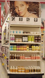 New Focus on Curly Hair in Retail