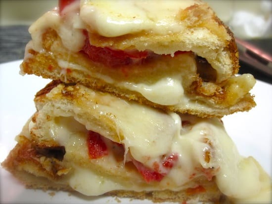 Triple Decker Baked Grilled Cheese Sandwich Recipe