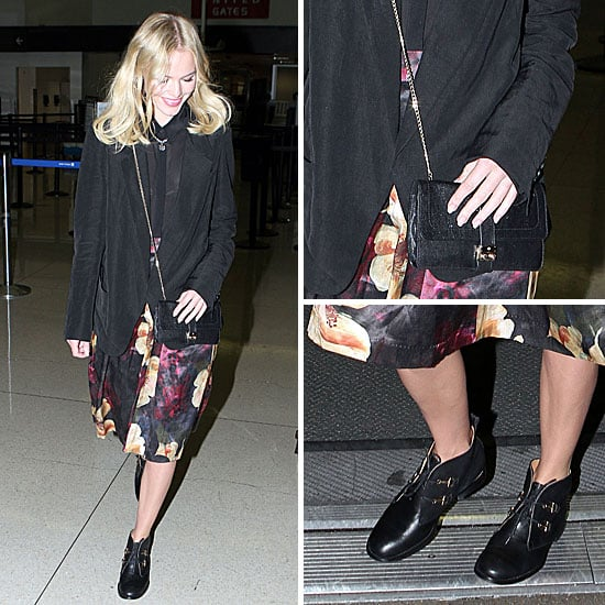Kate Bosworth Wearing Topshop Boots