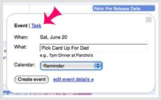 Using Tasks With Google Calendar